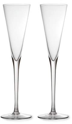 William Yeoward Crystal Lillian Cocktail/Champagne Flute, Set of 2