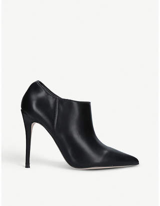 Kurt Geiger Alec faux-leather shoe boots