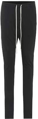 Rick Owens Cotton leggings