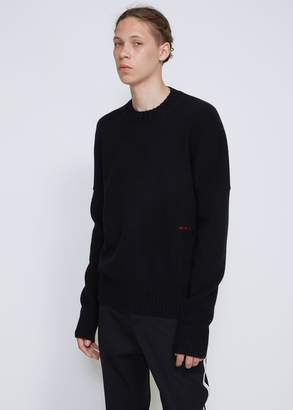 Calvin Klein Core Cashmere Crewneck Sweater