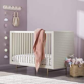 west elm Audrey Convertible Crib