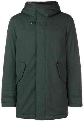 Fay parka jacket