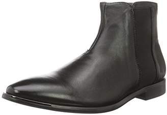 Aldo Men's COPPE Chelsea Boots, (Black Leather/97)