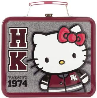 Hello Kitty Varsity SANLB0080 Childrens School Lunchbox