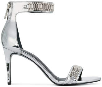 KENDALL + KYLIE Kendall+Kylie ankle strap heeled sandals