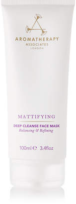 Aromatherapy Associates Mattifying Deep Cleanse Face Mask, 100ml - Colorless