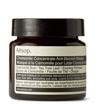 Aesop Chamomile Concentrate Anti-Blemish Masque, 60ml - Green