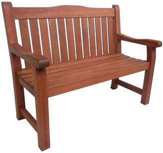The Import Depot Outdoor Benches Hamburg 2 Seater Outdoor Bench