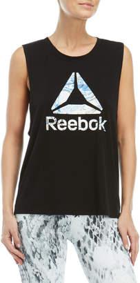 Reebok Bold Logo Muscle Tank
