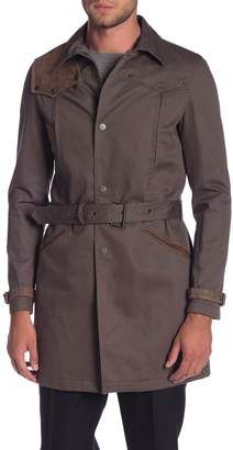 The Kooples Roster Trench Coat