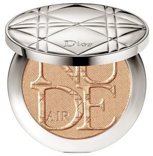 Christian Dior  Dior DIORSKIN NUDE AIR LUMINIZER POWDER Shimmering Sculpting Powder