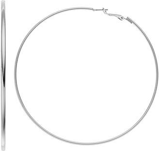 Sonoma Goods For Life SONOMA Goods for Life Metal Nickel Free Hoop Earrings
