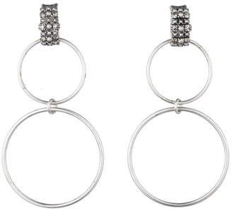 Dannijo Dido Circle Statement Earrings