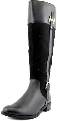 Karen Scott Deliee Wide Calf Women US 10 Black Knee High Boot