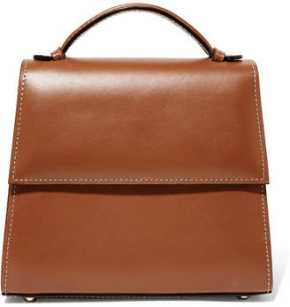Hunting Season Small Leather Tote - Brown