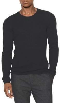 John Varvatos Classic Crewneck Sweater