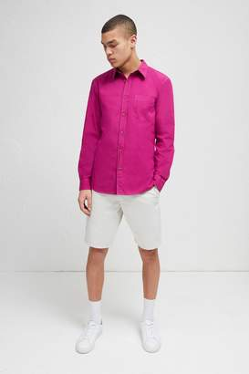French Connection Overdyed Poplin Shirt