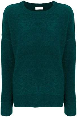 By Malene Birger (バイ マレーネ ビルガー) - By Malene Birger long-sleeve fitted sweater