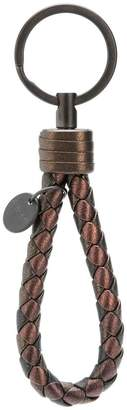 Bottega Veneta Intrecciato key chain