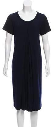 Ter Et Bantine \Wool Midi Dress