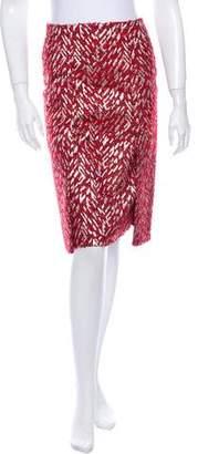 Marni Metallic Skirt w/ Tags