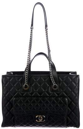 Chanel 2016 Large Casual Pocket Tote