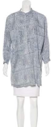 Roberta Roller Rabbit Printed Long Sleeve Tunic