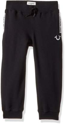 True Religion Little Boys' Tape Sweatpant
