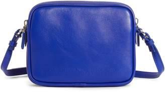 Calvin Klein Small Leather Camera Bag