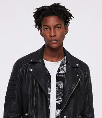 AllSaints Estello Leather Biker Jacket