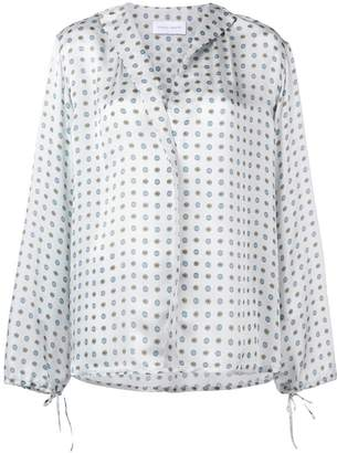 Christian Wijnants Taran floral print blouse