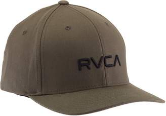 RVCA Men's Flex Fit Hat