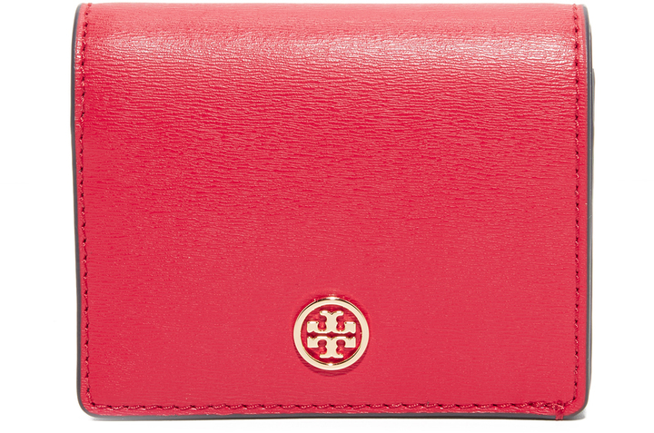 Tory Burch Tory Burch Parker Foldable Mini Wallet