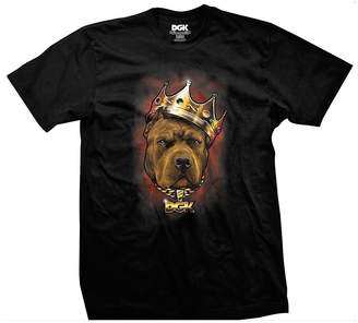 DGK Men's Spirit Animal Pitbull SS T Shirt XL