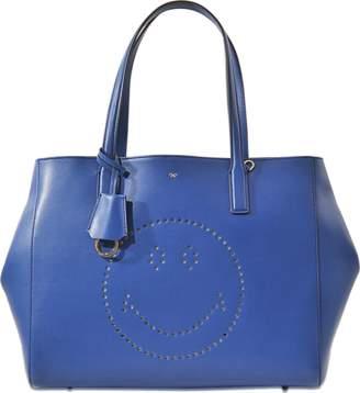 Anya Hindmarch Ebury Smiley shopper bag $888 thestylecure.com