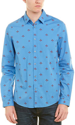 Gucci Bee & Stars Dress Shirt