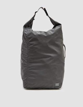 Porter Yoshida & Co. Large Flex Bonsac Tote in Grey