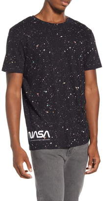 Eleven Paris ELEVENPARIS Nace NASA T-Shirt