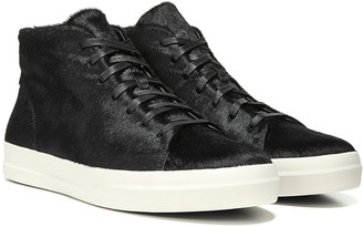 Vince Cullen Haircalf High-Top Sneaker