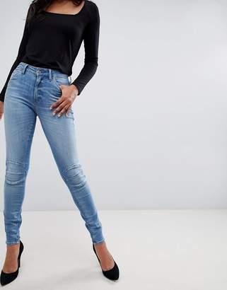 G Star (ジースター) - G-Star G-star 5622 Shape High Waist Skinny Jean