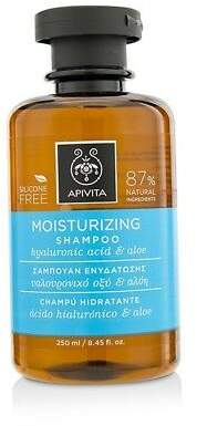 Apivita NEW Moisturizing Shampoo with Hyaluronic Acid & Aloe (For All Hair 250ml