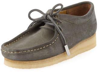 1ffa2ca2318 Sycamore Style Women s Suede Moc Wallabee Shoe