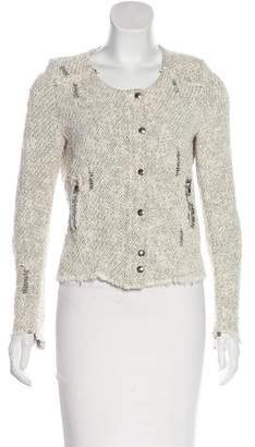 IRO Agnete Distressed Jacket