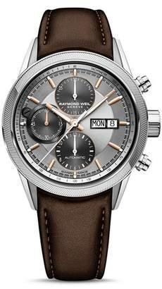 Raymond Weil Freelancer Watch, 43mm