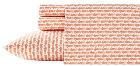 Poppy & Fritz Seahorses Sheet Set - Poppy & Fritz®