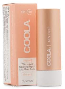 Coola SPF 30 Tan Line Organic Tinted Mineral Lip Colour