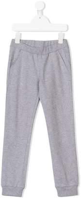 Fendi elasticated waist track pants