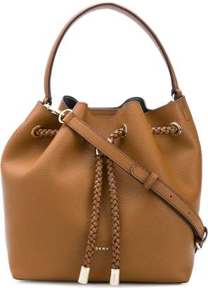 DKNY bucket bag