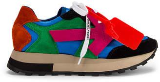 Off-White Off White HG Runner Sneaker in Multicolor Fuchsia   FWRD