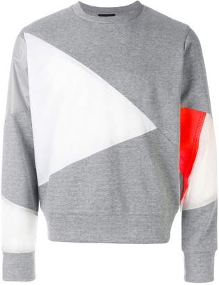 Christopher Raeburn remade kite sweatshirt